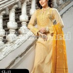 Gul Ahmed Summer 2013 Embroidered Fabrics 010