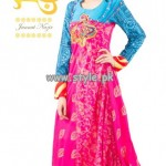 Jannat Nazir Summer Collection 2013 For Girls 008