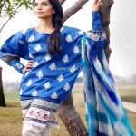 Kamal Lawn 2013 for Women by Zara Shahjahan 003