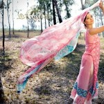 Kamal Lawn 2013 for Women by Zara Shahjahan 004