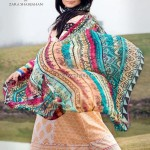 Kamal Lawn 2013 for Women by Zara Shahjahan 005