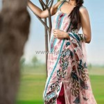 Kamal Lawn 2013 for Women by Zara Shahjahan 009