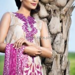 Kamal Lawn 2013 for Women by Zara Shahjahan 011