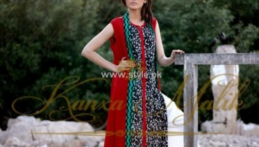 Kanxa Malik Summer Collection 2013 for Girls