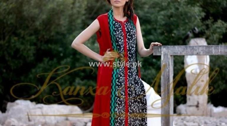 Kanxa Malik Summer Collection 2013 for Girls