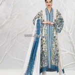 Khaadi Lawn Collection For Women 2013 005 150x150 pakistani dresses