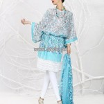 Khaadi Lawn Collection For Women 2013 006 150x150 pakistani dresses