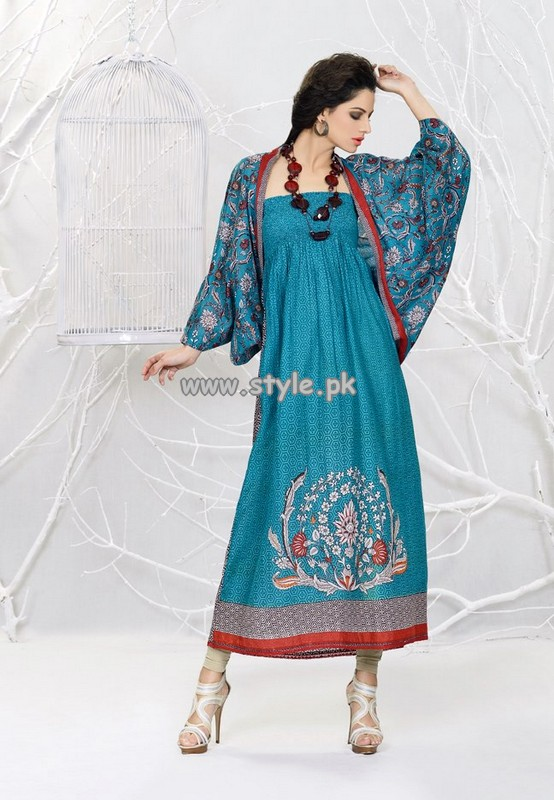 Khaadi Lawn Collection For Women 2013 009 pakistani dresses
