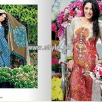 Komal Lawn Collection By Lakhany Silk Mills 2013 006