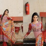Lala Brocade Summer Collection 2013 for Women 003 150x150 pakistani dresses