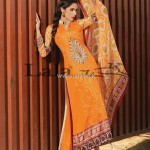 Lala Brocade Summer Collection 2013 for Women 005 150x150 pakistani dresses