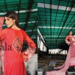 Lala Brocade Summer Collection 2013 for Women 007 150x150 pakistani dresses