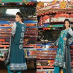 Lala Brocade Summer Collection 2013 for Women 010 150x150 pakistani dresses