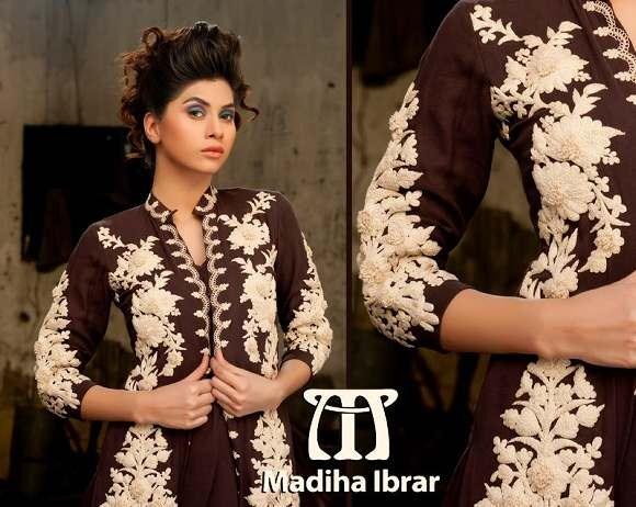 Madiha Ibrar Spring Collection 2013 For Women 008