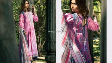 Mahnoush Lawn 2013 Dresses for Girls and Women
