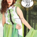 Maria B. Lawn Collection 2013 for Women 002 150x150 pakistani dresses designer dresses