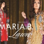 Maria B. Lawn Collection 2013 for Women 007 150x150 pakistani dresses designer dresses