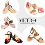 Metro Shoes Spring Collection 2013 For Women  001