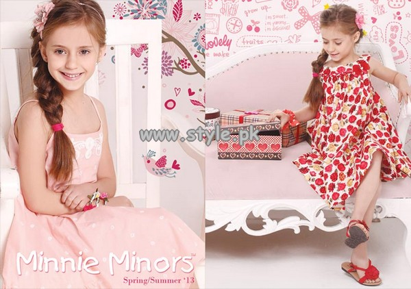 Minnie Minors Kids Wear