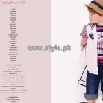 Minnie Minors Kids Wear Collection 2013 For Summer