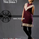 Mosaic by Sundus Formal Wear Collection 2013 For Girls 003