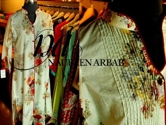 Naureen Arbab Spring Collection 2013 For Women 003