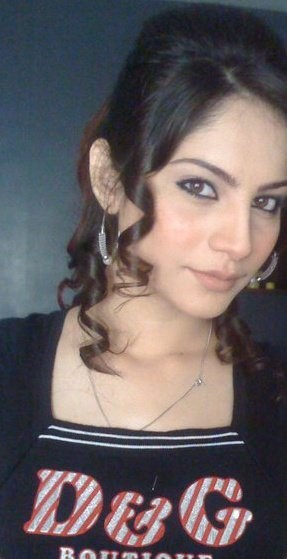Neelam Munir Pakistani Model Photo