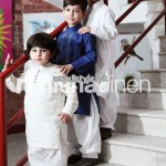 Nishat Linen Latest Kids Wear Collection 2013 007