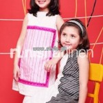 Nishat Linen Spring Summer Collection 2013 For Kids 009