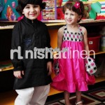 Nishat Linen Spring Summer Collection 2013 For Kids 011