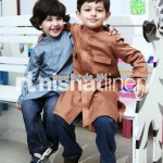 Nishat Linen Spring Summer Collection 2013 For Kids 013