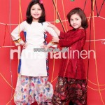 Nishat Linen Spring Summer Collection 2013 For Kids 015