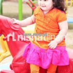 Nishat Linen Spring Summer Collection 2013 For Kids