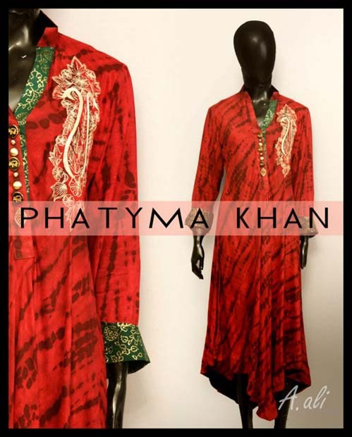 Phatyma Khan Spring Collection 2013 For Women 0013