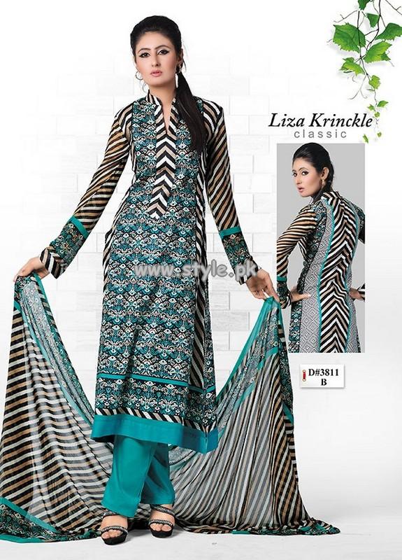 Rashid Textiles Lawn Dresses For Women 2013 001