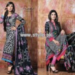 Rimsha Lawn Collection For Women 2013 007
