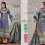 Rimsha Lawn Collection by Al-Hamra Textiles 2013 004