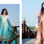 Riwaj Lawn 2013 for Women by Shariq Textiles 004