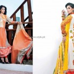 Riwaj Lawn 2013 for Women by Shariq Textiles 007