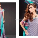 Riwaj Lawn 2013 for Women by Shariq Textiles 011