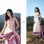 Riwaj Lawn 2013 for Women by Shariq Textiles 013