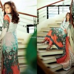 Riwaj Lawn 2013 for Women by Shariq Textiles 014 150x150 pakistani dresses