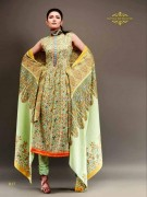 Royal Designer Lawn 2013 for Women by UA Textile 001