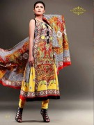 Royal Designer Lawn 2013 for Women by UA Textile 003