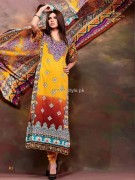 Royal Designer Lawn 2013 for Women by UA Textile