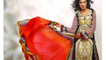 Sadia Designer Lawn 2013 by Atif Yahya for Women