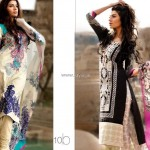 Sana Safinaz Lawn 2013 Dresses for Women 001
