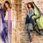 Sana Safinaz Lawn 2013 Dresses for Women 002
