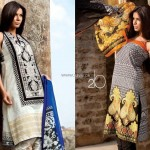 Sana Safinaz Lawn 2013 Dresses for Women 009