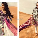 Sana Safinaz Lawn 2013 Dresses for Women 013